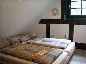 Fachwerk-Kate-Schlafzimmer 3