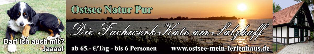 www.ostee-mein-ferienhaus.de – Genießen Sie Natur Pur in zentraler Lage